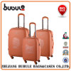 China Luggage Manufacturer Polypropylene Hardside Spinner
