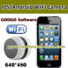 WiFi Camera Support Ios/Android Smartphone/Tablet, Support Video Recording