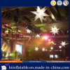 Colorful Entertainment, Stage LED Lighting Ceiling Decoration Inflatable Star 033