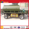 Two Farm Axles Water Tank Trailer