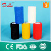 "4"" * 5y Cohesive Flexible Bandage Similar to Coflex Vet Wrap"