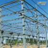 Prefabricated Steel Frame Structure Construction Wokshop / Plant (S-S 024)