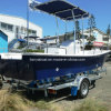 Liya 25ft Fiberglass Speed Fishing Boat with Engines for Sale