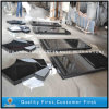 Super Polished Shanxi Black Granite Tombstones for European and Us Style
