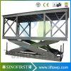 4000kg High Quality Static Vehicle Lift Car Scissor Lift Platform