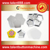 Talent Button Pentagon 60X58mm Pin Button