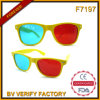 F7197 Custom Sunglasses 3D Glasses Sunglass Customer Logo