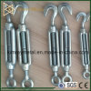 Steel Forged Wire Rope DIN1480 Turnbuckle