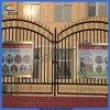 China Factory Galvanized Wrought Iron Fence