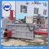 China Supply High Baling Press Hydraulic Used Clothers Baler Machine