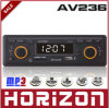 AV236 Electric Adjustment MP3, Professional Car Audio, Car MP3 Player