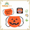 Partytime Pumpkin Drawstring Backpack
