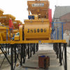Popular Concrete Equipment Js500 Ready Mix Concrete Mixer