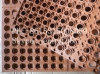 Interlocking Anti-Fatigue Easy-Step Rubber Hole Mat, Kitchen Rubber Floor Mat