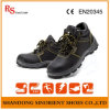 Puncture Resistant Basic Safety Shoes with Steel Toe RS124