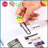Silicone Paper Clip. Rubber Paper Clip, PVC Paper Clip