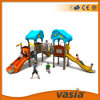 Joyful Children Play Castle Outdoor Playground (VS2-2064A)