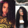 Silk Base Full Lace Wig Brazilian Glueless Deep Curly Wigs