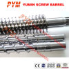 Double Screw Barrel for PVC Sheet