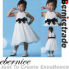 White Lovely Wedding Flower Girls Dresses