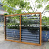 Aluminium Glass Louver