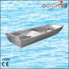 1.2mm Thickness J Type Small Aluminum Boat with Flat Bottom