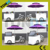 Serviceable Italian Ice Cream Cart Getalo Bike with Freezer