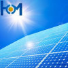 Customized Arc Tempered Glass for Solar Cell Module