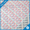 Low MOQ Consecutive 3D Silicone Printing Transfer Label for T-Shirt