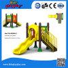 Plastic Outdoor Slide Park Children Amusement Park Outdoor Playground Equipment for Kids