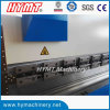 WC67Y-100X4000 hydraulic press brake bending folding forming machine