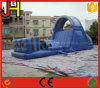 Inflatable Obstacle Slide for Sport Game