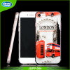 High Fashion Slim Clear Mobile Phone Cover for iPhone 6