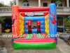 Inflatable Spider Jumping Bouncer, Bouncy Castle for Kids