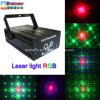 Mini Laser Stage Lighting Full Color Laser Light Disco Laser Light 48 Patterns Large Angle