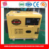 6kw Diesel Generator with Ce/ Soncap Approval Open Type Recoil Start