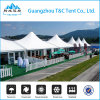 Factory Strong Aluminium High Peak Canopy Party Tent Installing Tent