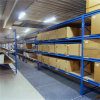 Medium Duty Rack with Step Beam and Steel Decking for Warehoue Storage