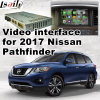 Car Video Interface for 2017 Nissan Pathfinder, Android Navigation Rear and 360 Panorama Optional
