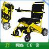 Lightweight Aluminum Folding Electric Wheelchair
