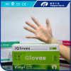 Good Price Disposable Clear Powder & Powder Free Vinyl Gloves for Food Service