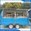 Mobile Ice Cream Trailer for Australia Sale