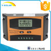 24V/12V 20A Digital Solar Controller Regulator for Solar Home System with Settable LCD Display Ld-20A