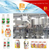Automatic Milk/Juice Aluminum Foil Washing Filling Sealing Machine