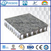 Solid Stone Veneer Aluminum Honeycomb Panel for Suspended Ceiling Panel
