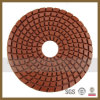 Flexible Resin Diamond Wet and Dry Polishing Pads for Granite/Marble