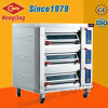 2017 Hot Sale Luxury Infra Electric Deck Oven