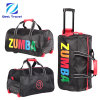 SGS Approved Manufacturer Wheeled Duffel Sport Gym Carry on Cabin Duffle Hand Shoulder Trolley ...