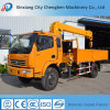 Multipurpose Pickup Used Truck Mounted Crane with Spare Parts