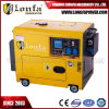 5kVA/ 6kVA Silent Type Diesel Generator with ATS Optional